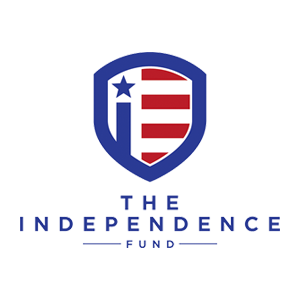 Logo Image For Proud 2021 American Freedom Fund Partner, The Independence Fund: Helping Those That Defend Our Freedom