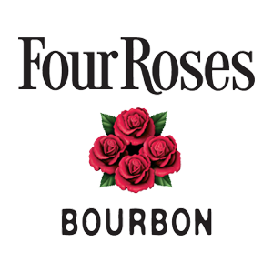 Logo Image For Proud 2021 American Freedom Fund Partner, Four Roses Kentucky Bourbon: Every Journey Begins with a Single Sip