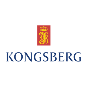 Logo Image For Proud 2021 American Freedom Fund Partner, Kongsberg Defence & Aerospace: Norway's Premier Supplier of Defence and Aerospace-Related Systems