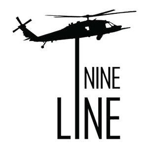 Logo Image For Proud 2021 American Freedom Fund Partner, Nine Line Apparel: Relentlessly Patriotic Apparel