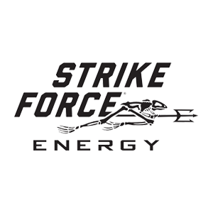 Logo Image For Proud 2019  Partner, Strike Force Energy Beverage: Enjoy the Flavor of Freedom