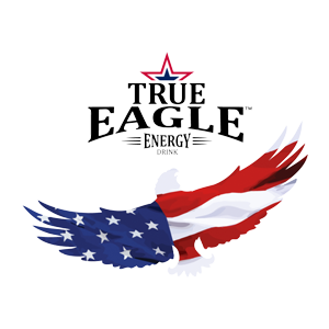 Logo Image For Proud 2019  Partner, True Eagle Energy Drink: Creating Jobs & Energizing Our Nation