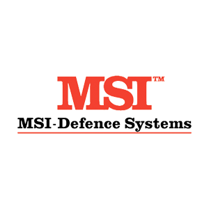 Logo Image For Proud 2019  Partner, MSI Defense Systems US: