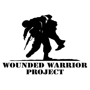 Logo Image For Proud 2021 American Freedom Fund Partner, Wounded Warrior Project: Help our warriors get back on track and become a positive force in their communities.